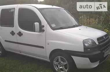 Fiat Doblo пасс. 2005 в Чернигове