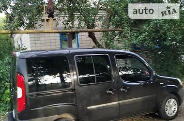 Fiat Doblo пасс. 2009 в Меловом