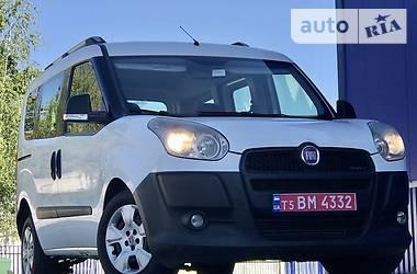 Fiat Doblo пасс. 2010 в Тернополе