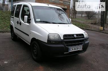 Fiat Doblo пасс. 2003 в Черкассах