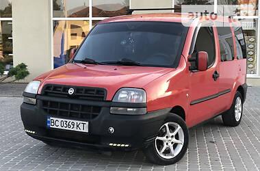 Fiat Doblo пасс. 2002 в Самборе