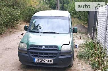 Fiat Doblo пасс. 2001 в Херсоне