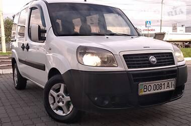 Fiat Doblo пасс. 2006 в Хмельницком