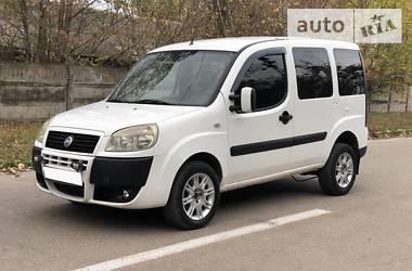 Fiat Doblo пасс. 2008 в Харькове