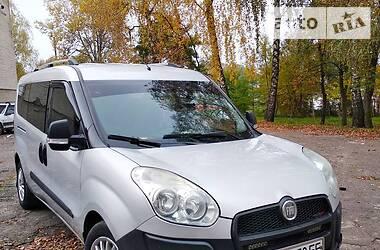 Fiat Doblo пасс. 2011 в Львове