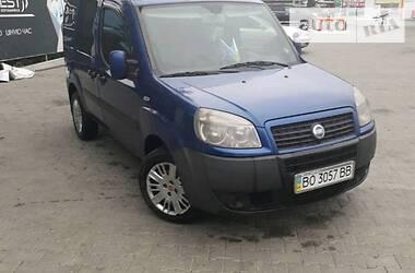 Fiat Doblo пасс. 2006 в Черновцах