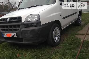 Fiat Doblo пасс. 2004 в Черновцах