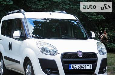 Fiat Doblo пасс. 2010 в Харькове