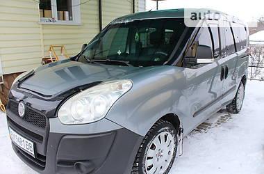 Fiat Doblo пасс. 2010 в Хмельницком
