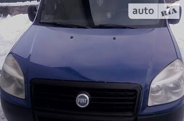 Fiat Doblo пасс. 2007 в Липовце
