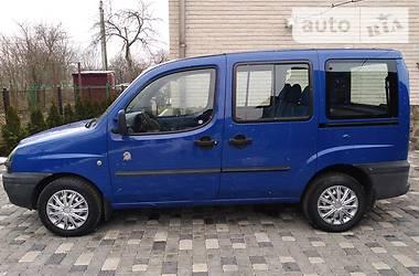 Минивэн Fiat Doblo пасс. 2004 в Ходорове