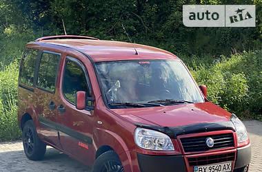 Минивэн Fiat Doblo пасс. 2007 в Хмельницком