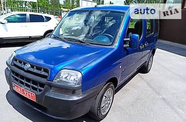 Универсал Fiat Doblo пасс. 2003 в Николаеве