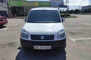 Универсал Fiat Doblo пасс. 2007 в Каменец-Подольском
