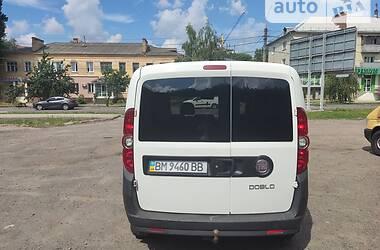 Легковой фургон (до 1,5 т) Fiat Doblo пасс. 2010 в Сумах