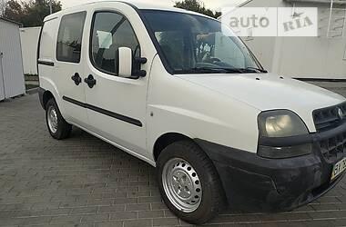 Минивэн Fiat Doblo пасс. 2005 в Виннице