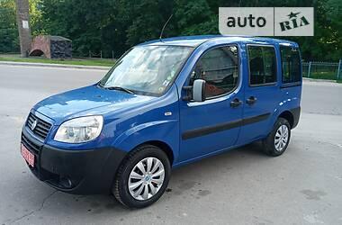 Универсал Fiat Doblo пасс. 2006 в Черновцах