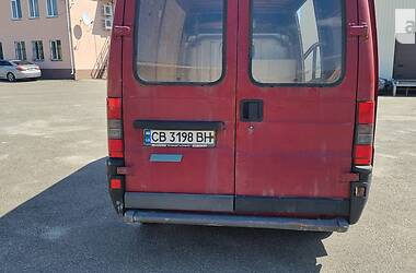 Легковой фургон (до 1,5 т) Fiat Ducato груз. 1998 в Киеве