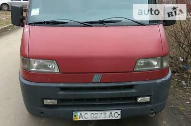 Fiat Ducato пасс. 1997 в Луцке