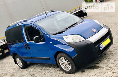 Fiat Fiorino пасс. 2012 в Львове