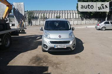 Fiat Fiorino пасс. 2016 в Днепре