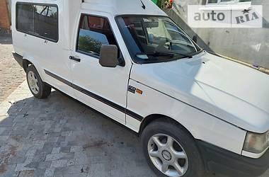 Легковой фургон (до 1,5 т) Fiat Fiorino пасс. 1999 в Житомире