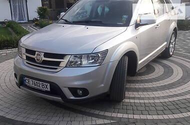 Fiat Freemont 2011 в Черновцах
