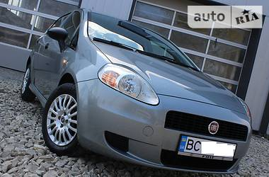 Fiat Grande Punto 2010 в Дрогобыче