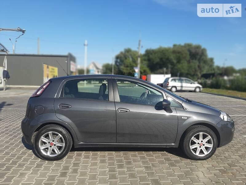 Fiat Grande Punto 2013 в Черновцах