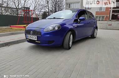 Хэтчбек Fiat Grande Punto 2006 в Тернополе