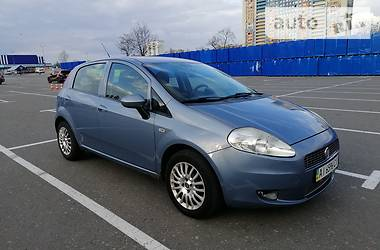 Fiat Grande Punto 2010 в Киеве