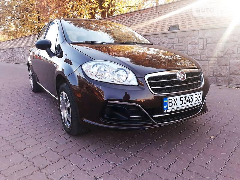 Fiat Linea Restail