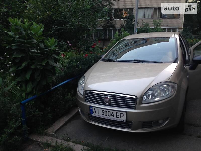 Седан Fiat Linea 2011 в Києві