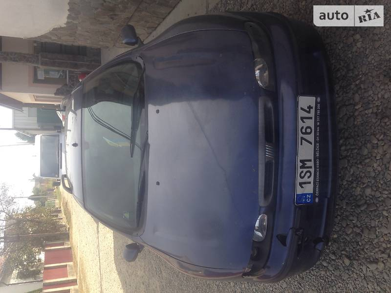 Fiat Marea 1999 в Хусте
