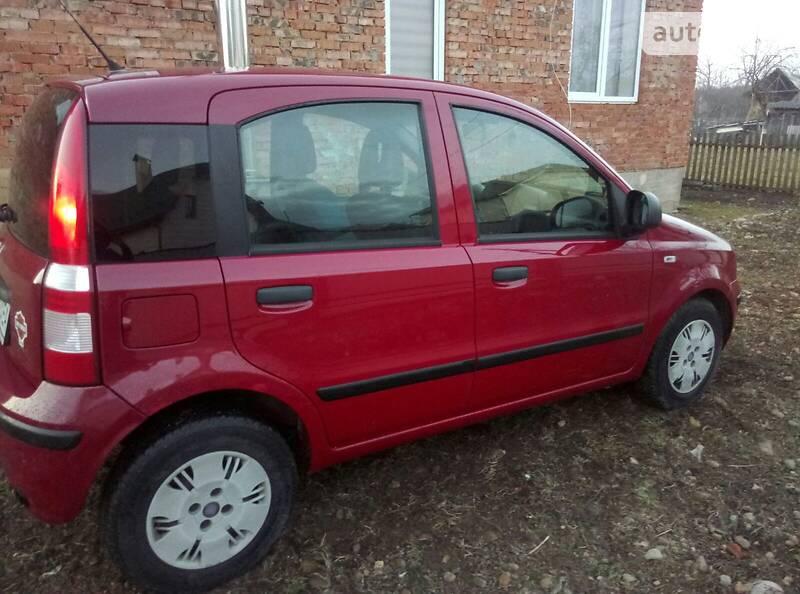 Fiat Panda 2010 в Калуше