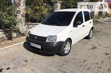Fiat Panda 2011 в Черновцах
