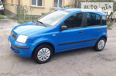 Fiat Panda 2006 в Ровно