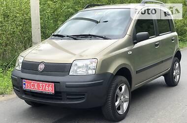 Внедорожник / Кроссовер Fiat Panda 2009 в Луцке