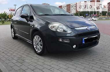Fiat Punto Evo 2011 в Львове