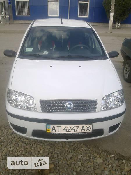 Fiat Punto 2007 в Ивано-Франковске