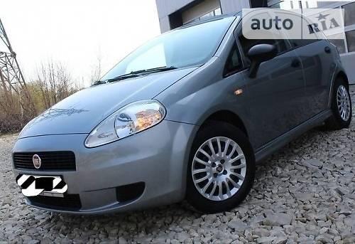 Fiat Punto Grande 2009