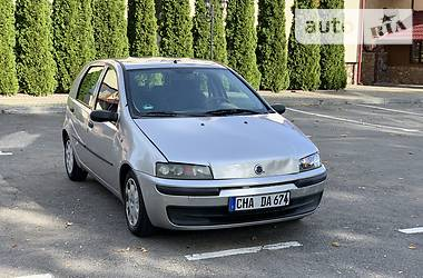 Fiat Punto 2002 в Тернополе