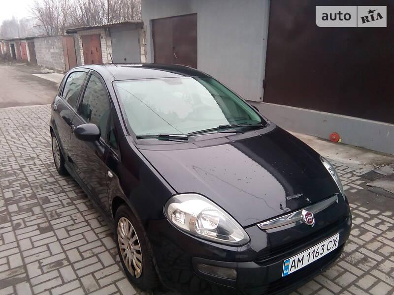 Fiat Punto 2011 в Житомире