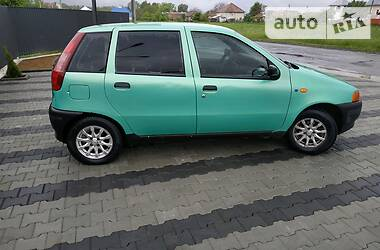 Fiat Punto 1998 в Иршаве
