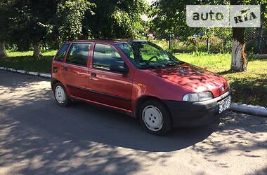Fiat Punto 1995 в Киверцах