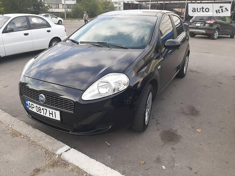 Fiat Punto 2006 в Запорожье