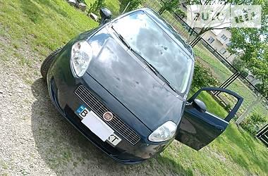 Хэтчбек Fiat Punto 2009 в Стрые