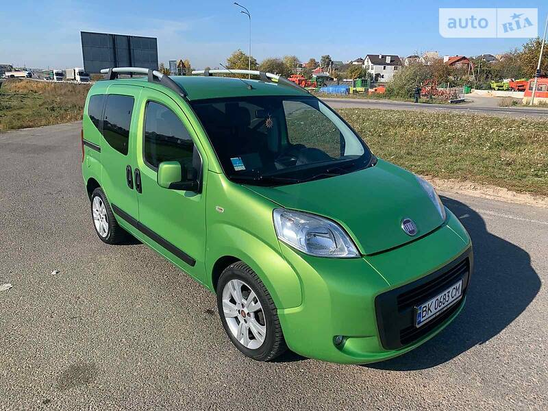 Fiat Qubo пасс. 2009 в Ровно