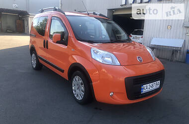 Fiat Qubo пасс. 2015 в Киеве