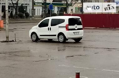 Легковий фургон (до 1,5т) Fiat Qubo пас. 2015 в Львові